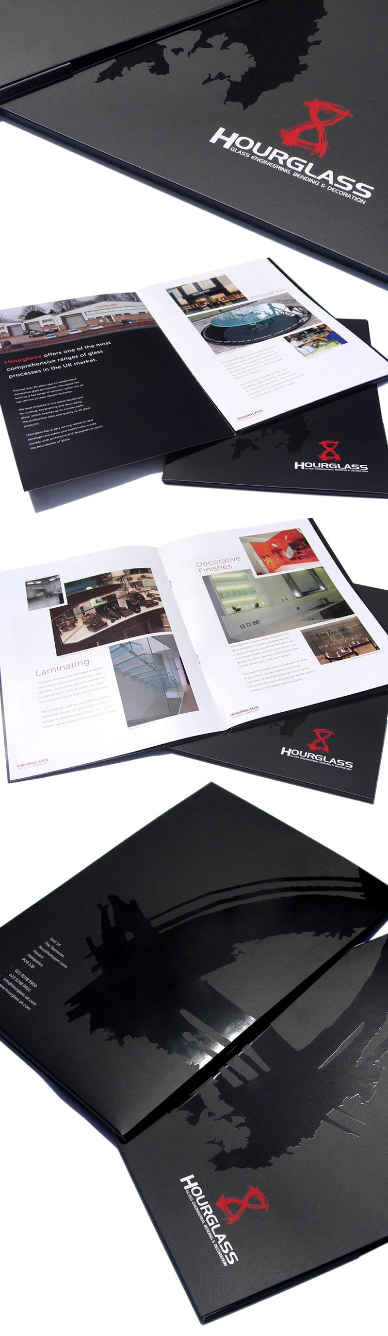 Hourglass Brochure