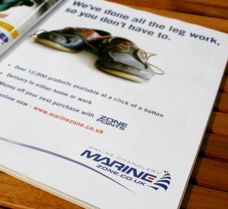 Marine Zone Ad